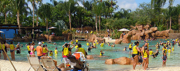 Grand Reef Opens At Seaworld Orlando S Discovery Cove Parting Waters For Future Attraction