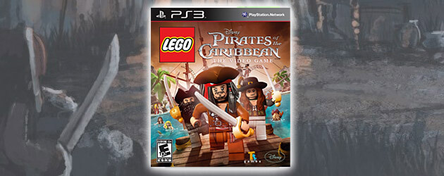 Giveaway and Interview: Win a copy of 'LEGO Pirates of the Caribbean: The Video Game' for PS3, PSP