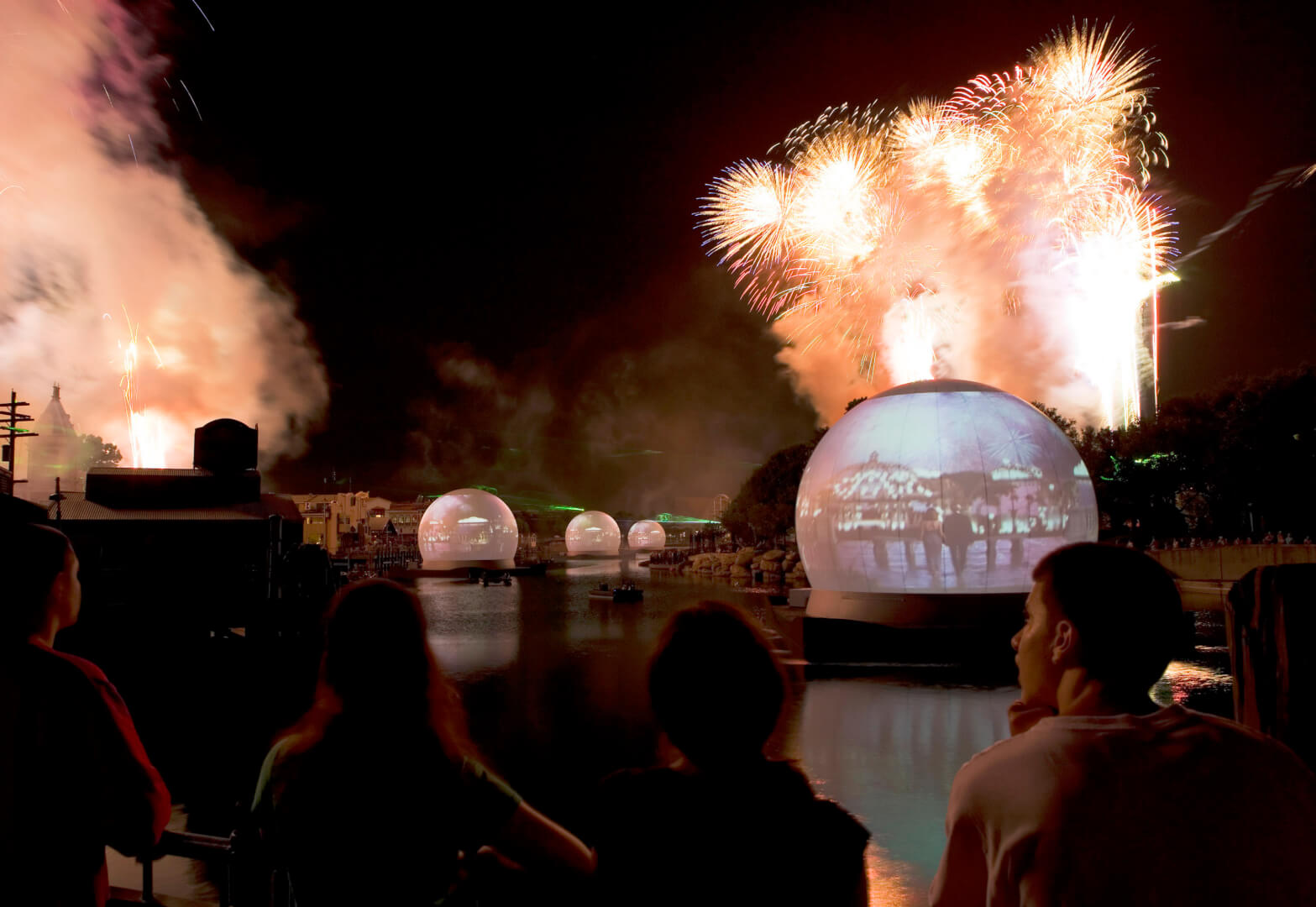 Theme Park Planner Celebrating the 4th of July with Disney