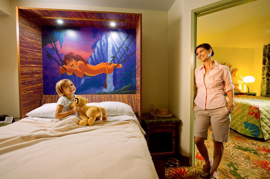 Disney Art of Animation Resort Lion King