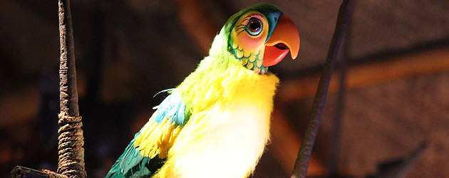 Walt Disney's Enchanted Tiki Room reopens at Walt Disney World, uniting new technology with a classic show