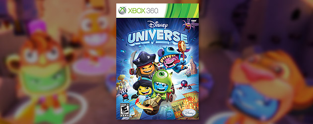 Review: Disney Universe video game – Disney movie jumble results in a frenetic mess of fun