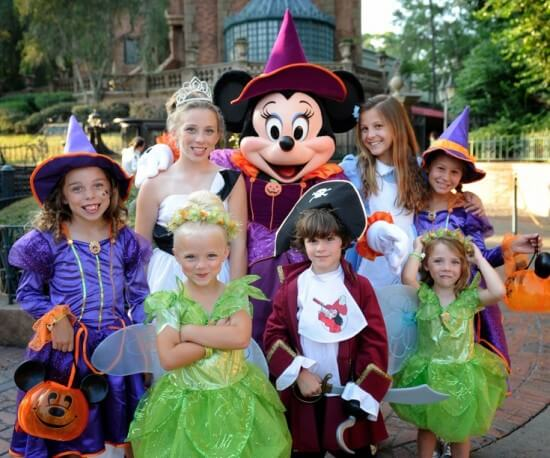 From Halloween to Alien Encounter: Disney theme parks vary scares worldwide as ...