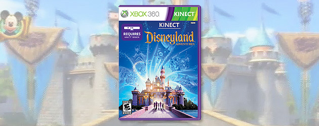 Review and Gameplay Video: Kinect Disneyland Adventures dazzles in detailed recreation of Disney theme park, stumbles in mini games