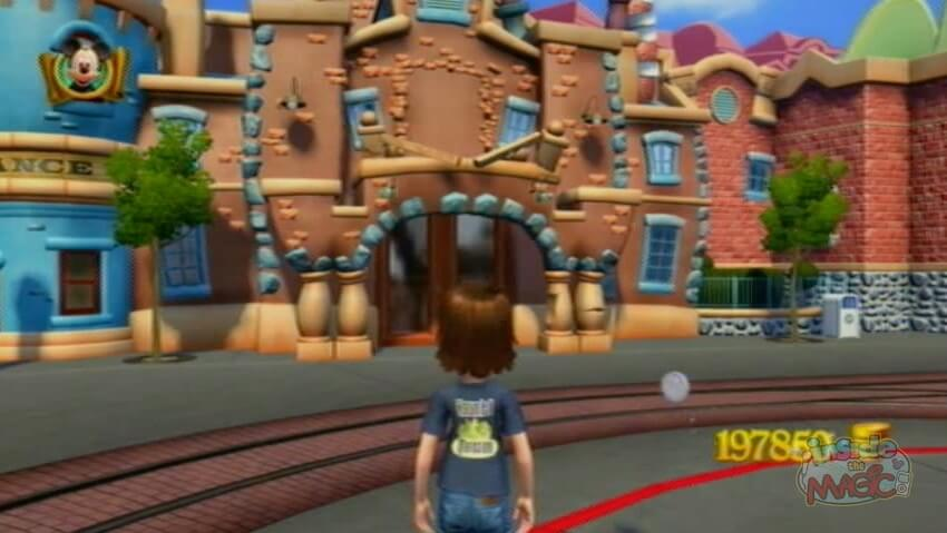 Review and Gameplay Video: Kinect Disneyland Adventures