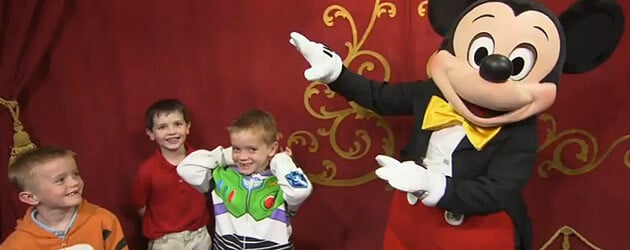 Talking Mickey makes first time Orlando meet-and-greet appearance at Walt Disney World