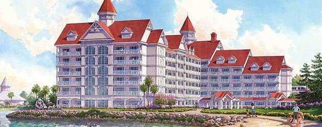 Grand Floridian Resort Expansion Announced For Walt Disney World Adding Vacation Club Villas