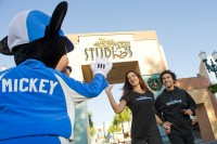 REALITY STARS ETHAN ZOHN AND JENNA MORASCA PREPARE FOR DISNEY HA