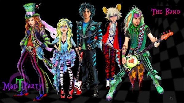 Disneyland to debut Mad T Party inspired by Tim Burton's ...