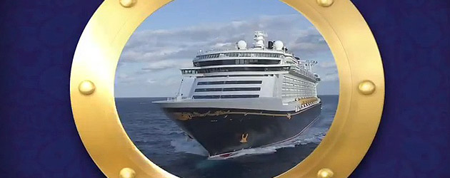 Disney Fantasy video diary offers updates as newest Disney Cruise Line ship makes transatlantic trip toward Christening