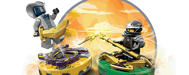 LEGO aims to set a Guinness World Record today in Downtown Disney with Ninjago spinners at Walt Disney World
