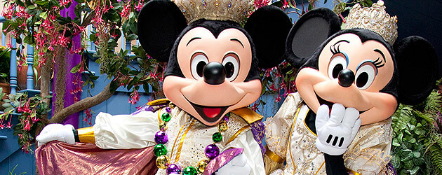 Disneyland to host mardi gras party with character in new orleans