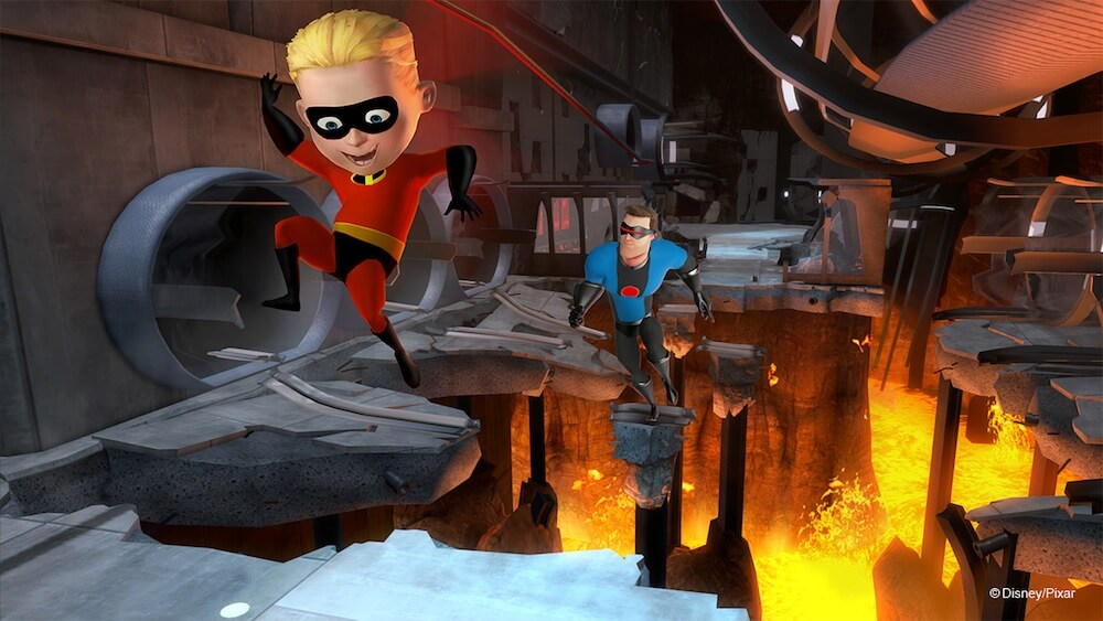 ? for Xbox 360 gives players active roles in new Pixar playtime