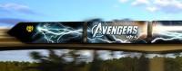 Avengers Monorail