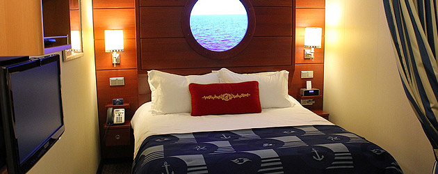 Inside Disney Fantasy cruise staterooms: Imagineer-guided look at Interior, Magical Porthole, Deluxe Veranda, and Suites