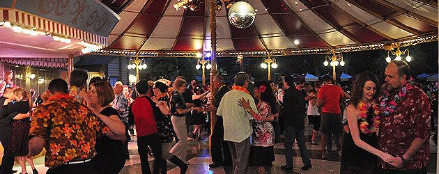 Carnation Plaza Gardens final swing dancing night draws hundreds of fans to mark end of historic Disneyland venue