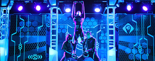 Geeking Out at Disneyland: Tron-A-Go-Go! | Fanboys of the Universe