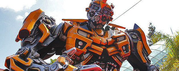 Inside 'Transformers: The Ride 3D', wowing fans with big action and immersive visuals at Universal Studios Hollywood