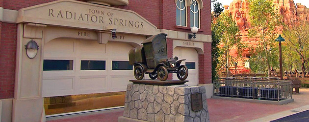 First Look: A drive through Cars Land transports Disneyland guests to Pixar's town of Radiator Springs
