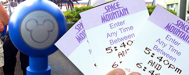 Walt Disney World tests the Fastpass of the future, offering RFID enabled ride access and advance reservations