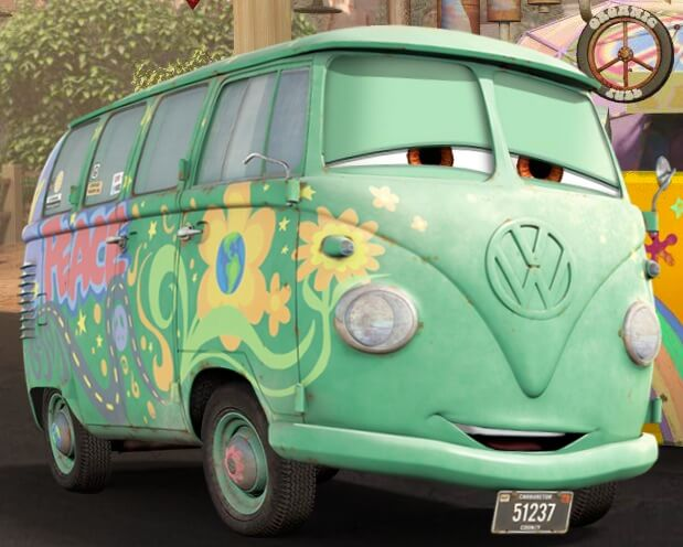 Fillmore (Cars) | Disney Wiki | Fandom |Fillmore Cars