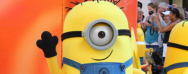 Despicable Me: Minion Mayhem ride announced to open at Universal Studios Hollywood in 2014