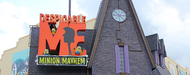 Inside Despicable Me: Minion Mayhem, as Universal Orlando previews new 3D attraction leading up to July grand opening