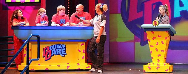 Nickelodeon Game Shows