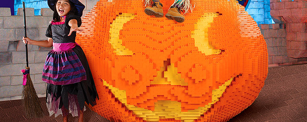 LEGOLAND Florida to celebrate Halloween with kid-friendly Brick-or-Treat featuring Miniland overlay, costume contest, prizes