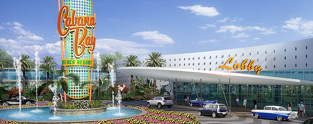 Universal Cabana Bay Hotel Orlando Fl