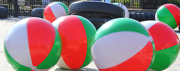 Luigi's Flying Tires permanently loses its beach balls, Disneyland to add 'new creative elements' to Cars Land ride