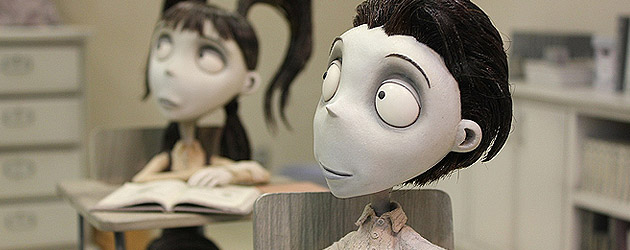 "Disneyland to display ""Frankenweenie"" exhibit at Disney California Adventure with extended sneak peek at animated film"