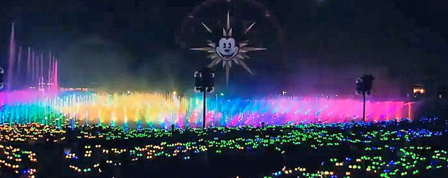 Disneyland details IR technology behind 'Glow with the Show' Mickey Mouse ears for World of Color and beyond