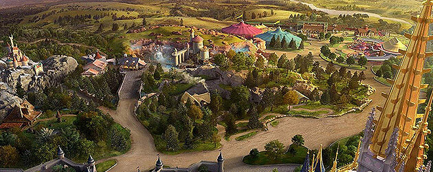 New Fantasyland evolution: Walt Disney World modifies concepts, artwork while Magic Kingdom expansion takes shape