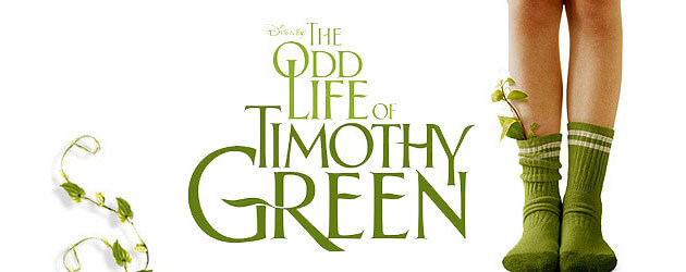 "Review: Disney's ""The Odd Life of Timothy Green"" is indeed odd, in all the wrong ways"