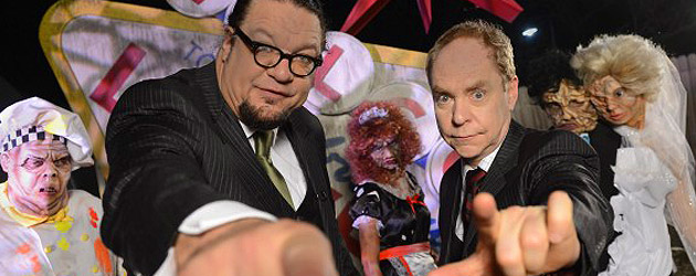 'Penn and Teller New(kd) Las Vegas' 3D haunted house revealed for Halloween Horror Nights 2012 at Universal Orlando