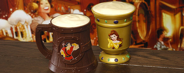 Gaston's Tavern to serve up LeFou's Brew in New Fantasyland, new Walt Disney World drink takes aim at Universal's Butterbeer