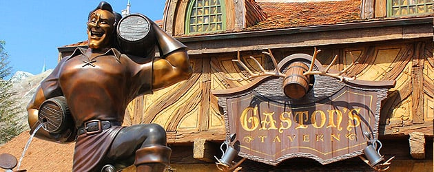 First Look: Walt Disney World opens Gaston's Tavern, serving up LeFou's Brew to first New Fantasyland guests