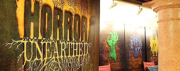 'Horror Unearthed' game became hidden gem of Halloween Horror Nights 2012, with fans on hunt through Universal Studios