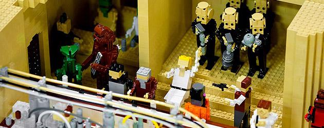 LEGO Star Wars Models