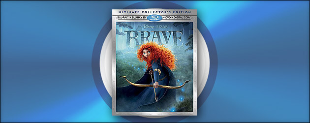 "Review: ""Brave"" Ultimate Collector's Edition Blu-ray 3D complements beautiful film with extraordinary amount of extras"