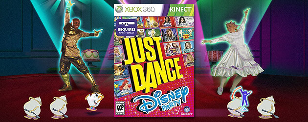 "Review: ""Just Dance Disney Party"" for Xbox 360 Kinect is guaranteed to get every young Disney fan grooving to familiar tunes"