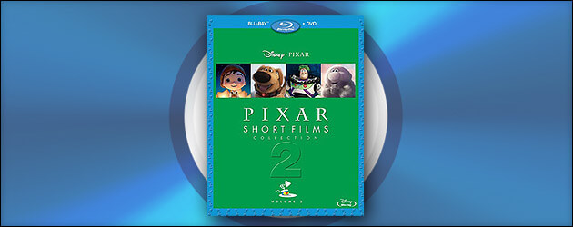 "Review: ""Pixar Short Films Collection 2″ Blu-ray features fan favorites and a look into filmmakers' past work"