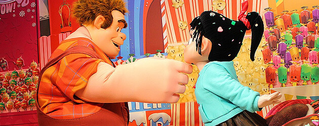 Wreck-It Ralph meet and greet takes Walt Disney World guests to Game Central Station at Disney's Hollywood Studios