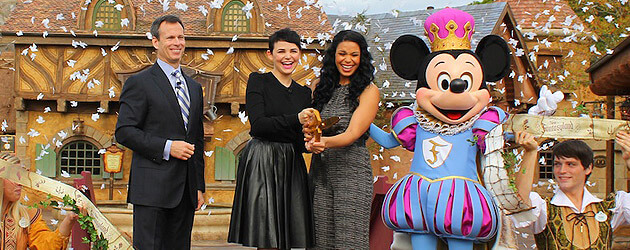 Walt Disney World officially grand opens New Fantasyland with star-studded princess performance and ribbon cutting