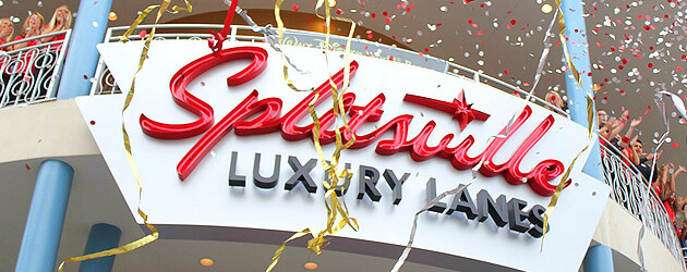 Splitsville Luxury Lanes officially opens to Walt Disney World guests