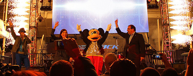 Test Track 2.0 grand opening at Epcot brings Walt Disney World a futuristic bang plus a One Republic performance