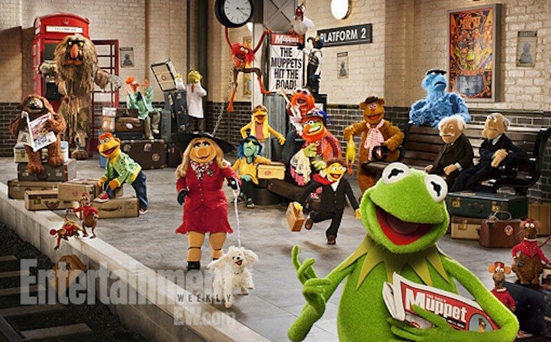 """THE MUPPETS ... AGAIN!"""