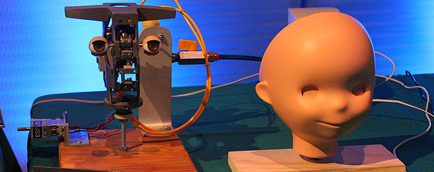 Disney demos Audio-Animatronics tech from Cars Land to Wall-E at Otronicon, this weekend at the Orlando Science Center