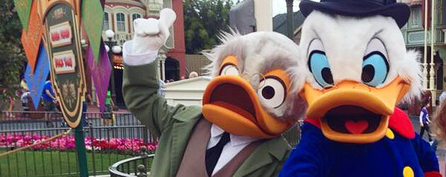 'Long Lost Friends' return to Walt Disney World for Limited Time Magic, with Ludwig Von Drake, Robin Hood & more rare meets